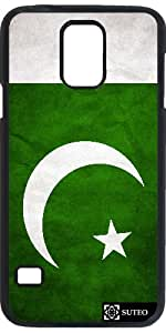 Coque Samsung Galaxy S5 (SM-G900) – Drapeau Pakistan - ref 151