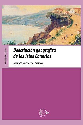 Descripción Geográfica De Las Islas Canarias (Territorio Canario)