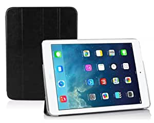 Cadorabo Ultra Slim Schutzhülle mit Standfunktion und Auto Wake für Apple iPad Air schwarz