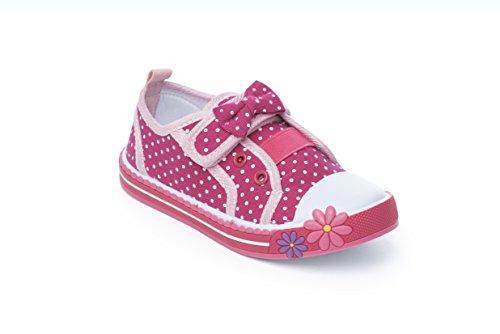 Koo-T , Baskets mode pour fille - rose - Millie,