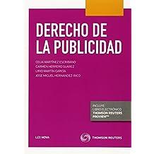 Derecho De La Publicidad (Lex Nova) (Manuales)