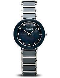 BEUN6 Reloj Analógico para Mujer de Cuarzo con Correa en Acero Inoxidable 11429-787