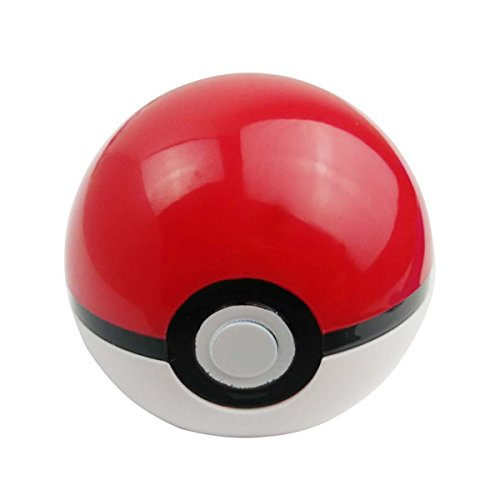 Kostüm Pokemon Ash Y Und X (10cm Pokemon Pokébälle Pocket Monster Toys Balls Collection Ash Ketchum Cosplay Pokeballs (Rot) + 2 x Pikachu Mini)