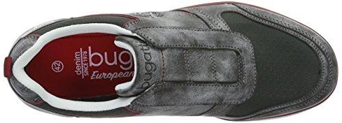 Grigio Scarpe K14656n6 160 Bassa Da Tennis Bugatti grau Uomo Caqxqwg5Y