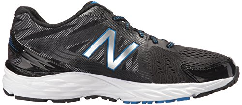 New Balance 680v4, Chaussures Multisport Outdoor Homme Noir (Black)