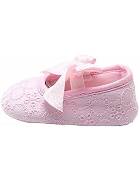 Clode® Baby Girl Baumwolle Bowknotschuhe Kleinkind Turnschuhe Freizeitschuhe ;weiche alleinigen Schuhe;Prinzessin...