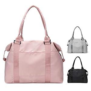 FEDUAN original Shopping-Bag Reisetasche Sporttasche faltbar wasserfest groß leicht Handgepäck Weekender Handtasche…
