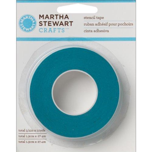 Plaid: Craft Martha Stewart Schablone Tape .75-inch X 25yd-, andere, mehrfarbig