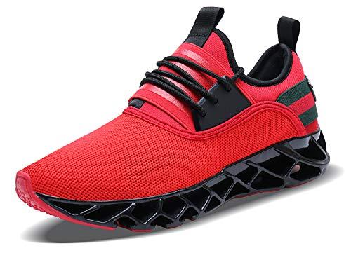 Acreat Mens Volleyball Schuhe Lässig Walking Sneakers Mode Workout Athletisch Schuh für Männer Laufen Sport Aerobic -
