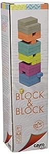 Juguetes Cayro - Ng Deco Block a Block, Juego de Bloques, 54 Piezas (3619)