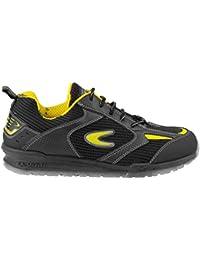 W41 O1 SRC FO Bartali Calzado de Seguridad, Color Negro