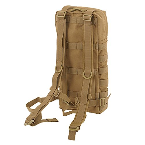 Fields Tactical Rucksack Hydration Small Utility Molle Pack Coyote