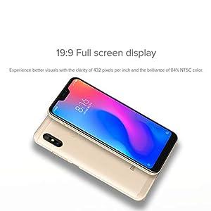 Xiaomi Mi A2 Lite 32GB 3GB RAM Dual SIM Gold - I
