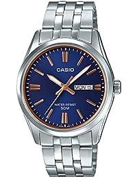 Casio Analog Blue Dial Men's Watch-MTP-1335D-2A2VDF (A1516)