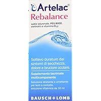 Preisvergleich für Artelac Rebalance Augentropfen, 1er Pack (1 x 10 ml)
