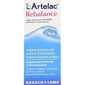 Artelac Rebalance Augentropfen, 1er Pack (1 x 10 ml)