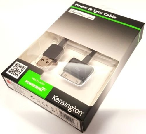 kensington-apple-mfi-certified-30-pin-usb-20-sync-and-charge-cable-lead-power-capacity-up-to-24a-for
