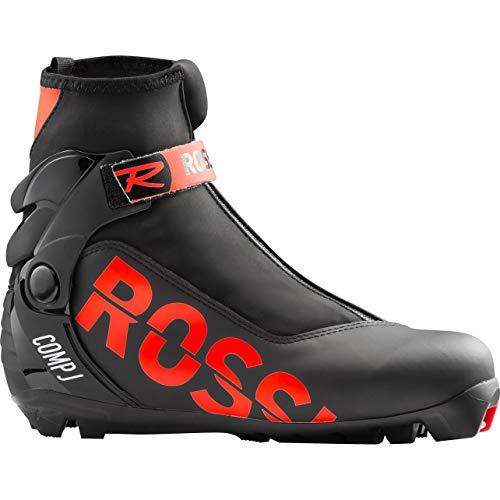 Rossignol Skischuhe Nordic Comp Jr – Größe 27 – Schwarz 24 Schwarz