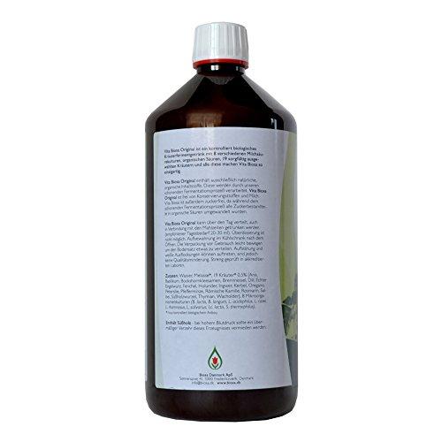 VITA BIOSA Kräuter 1000 ml + Kristallsalz Fein Halit 950 g GRATIS AKTION - 3