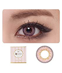 O-LENS Jenith3 Pink - Coloured Contact Lens ( 6 Month )