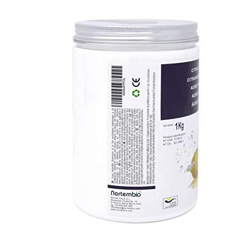 8023a439a0b ... NortemBio Acide Citrique 1 Kg