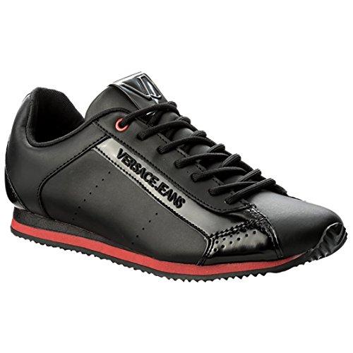 Versace Jeans EE0YRBSB1_E70011, Zapatillas para Hombre, Negro (Nero E899), 41 EU