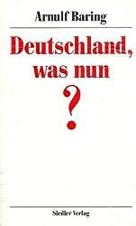 Deutschland, was nun?