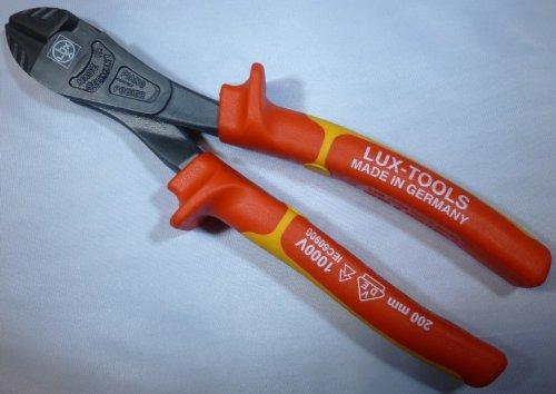 LUX 534608 VDE Kraftseitenschneider Größe 200mm PROFI PLUS
