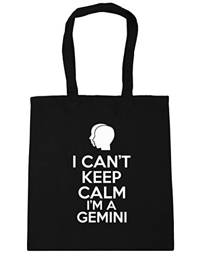 hippowarehouse-i-cant-keep-calm-im-a-gemini-tote-shopping-gym-beach-bag-42cm-x38cm-10-litres
