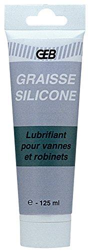 Graisse silicone pour robinetterie Etui-tube 125 ml réf 515521