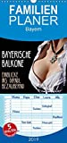 Bayerische Balkone, Einblicke ins Dirndl - bezaubernd - Familienplaner hoch (Wandkalender 2019 , 21 cm x 45 cm, hoch): Dekolletés, fesche ... 14 Seiten ) (CALVENDO Menschen)