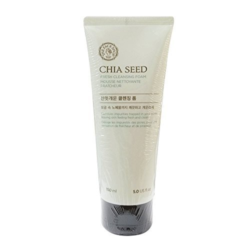 The Face Shop - Chia Seed - Cleansing Foam – Gel Nettoyant