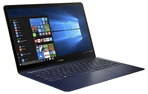 """Asus Zenbook3-GS120T Ultrabook 12,5"""" FHD Bleu nuit (Intel Core i5, 8 Go de RAM, SSD 256 Go, Windows 10)"""