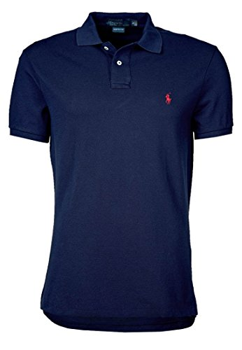 polo-ralph-lauren-custom-fit-marine-pony-rouge-taille-s