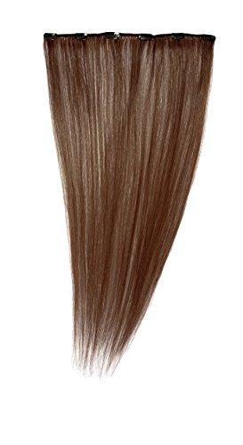 Love Hair Extensions Clip-In Haarverlängerung 100% Echthaar, 33 Rich Copper (Haar-extensions, Kann Sein Stil)