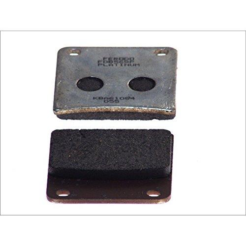 Plaquettes de frein FERODO FDB 569 P