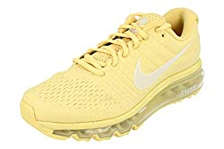 Nike Damen Air Max 2017 SE Running Trainers AQ8629 Sneakers Schuhe (UK 5 US 7.5 EU 38.5, Lemon wash Platinum 700)
