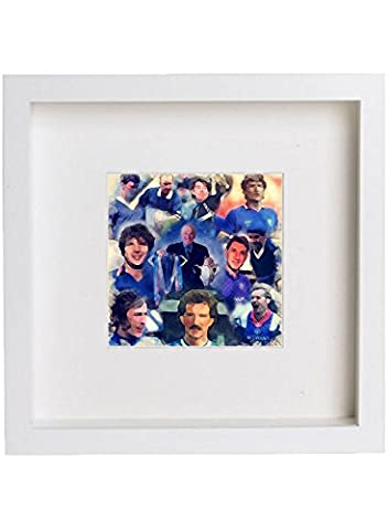 Glasgow Rangers Football Club Legends Artwork / Picture / Photo