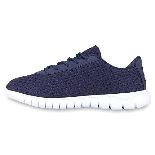 Corredores Tênis Sapatos Das Sneakers Único De Perfil Desporto Azul Mulheres Escuro rapwqIpX