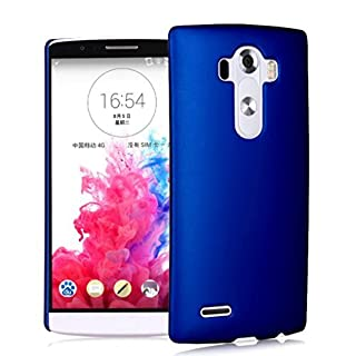 LG G4 Case, AutumnFall Premium Slim Flexible Soft Bumper PC Protective Case Cover for LG G4 (B) by AutumnFall