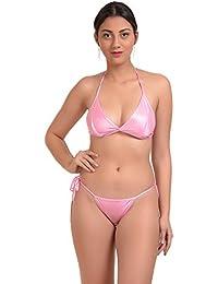 66f50df937081 Eldino Sexy Night wear Bra Panty Bikini Lingerie Set Pack of 1