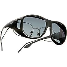 Cocoons Overxcast Gafas de Sol Negro Gris Talla:M/L