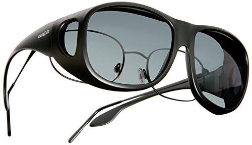 Cocoons Overxcast Sonnenbrille Medium/Large schwarz - grau