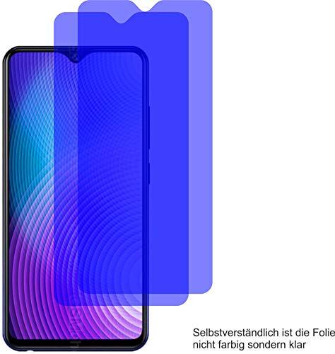 2X ANTIREFLEX matt Schutzfolie für Vivo Y91i Displayschutzfolie Bildschirmschutzfolie Schutzhülle Displayschutz Displayfolie Folie