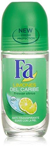 Fa - Karibische Limetten - Roll-on - 50 ml