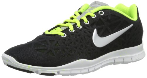 Nike Free Tr Iii, Sneaker Donna nero (Schwarz (Black))