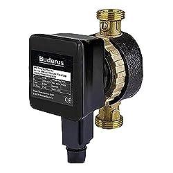 OUKANING Umw/älzpumpe Hocheffiziente Heizungspumpe Pumpe Warmwasser Heizung Nassl/äufer 25-60//120mm