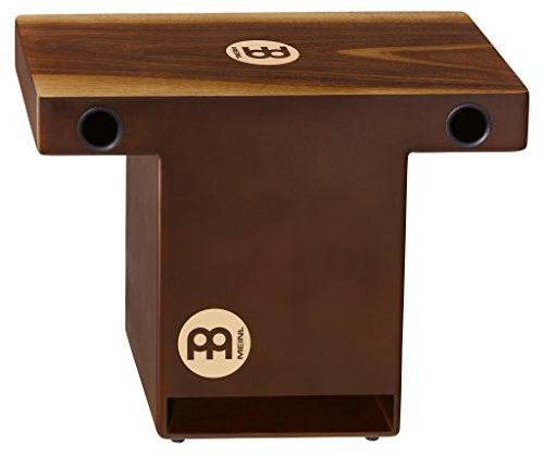 MEINL PERCUSSION TOPCAJ2WN - CAJON TIPO SLAP-TOP (PLAGA DE PERCUSION DE MADERA DE NOGAL)