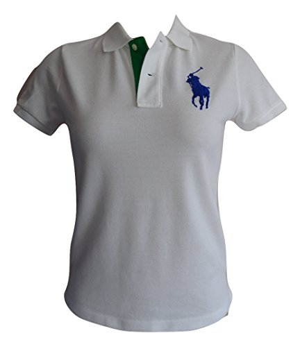 ralph-lauren-polo-femme-blanc-medium