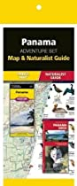 Panama Adventure Set: Map and Naturalist Guide (Map & Naturalist Guide)